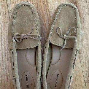 Lands' End Shoes - Lands end driving shoes worn once